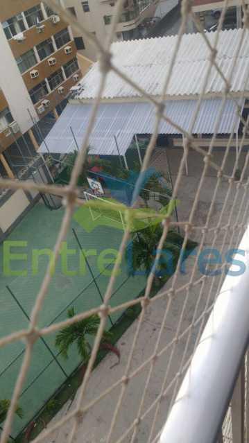 50 - Jardim Guanabara - Excelente localização, prédio composto por ampla área de lazer, 2 quartos sendo 1 suíte, varanda, 1 vaga de garagem. - ILAP20312 - 16