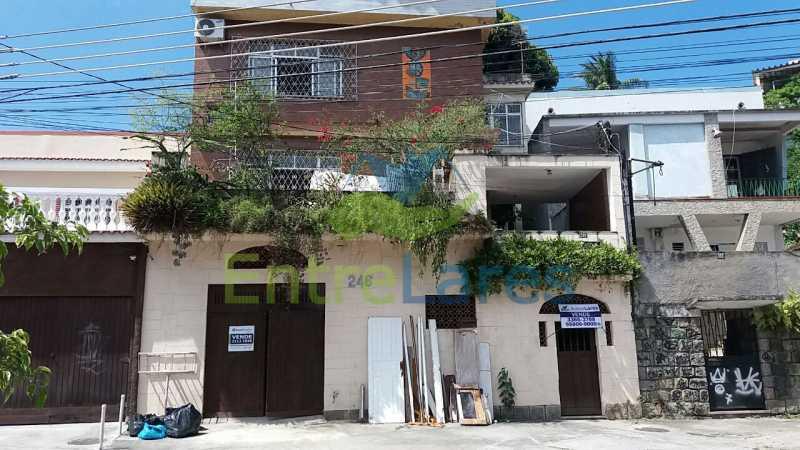 1c - Casa no Jardim Carioca, 6 quartos. 2 grandes casas estilo colonial. Total 6 quartos sendo 2 suítes, 2 vagas de garagem. - ILCA60012 - 5