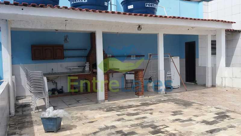 2 - Casa no Jardim Carioca, 6 quartos. 2 grandes casas estilo colonial. Total 6 quartos sendo 2 suítes, 2 vagas de garagem. - ILCA60012 - 6