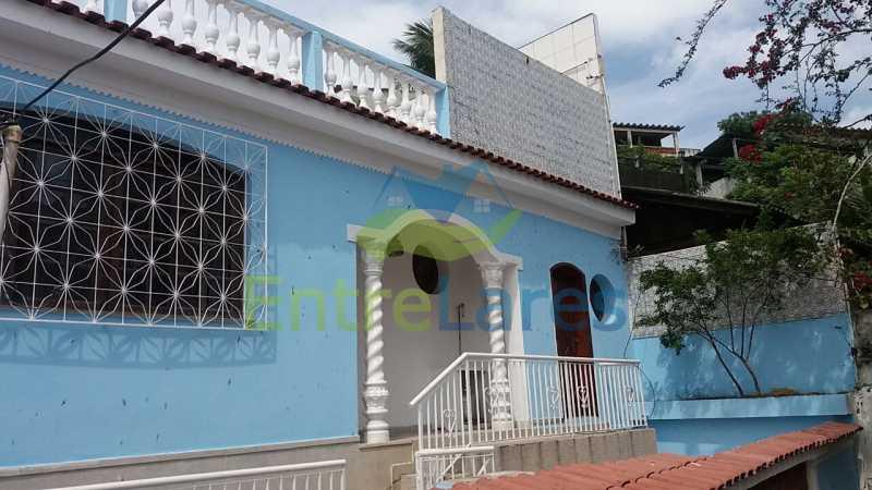 2aa - Casa no Jardim Carioca, 6 quartos. 2 grandes casas estilo colonial. Total 6 quartos sendo 2 suítes, 2 vagas de garagem. - ILCA60012 - 8