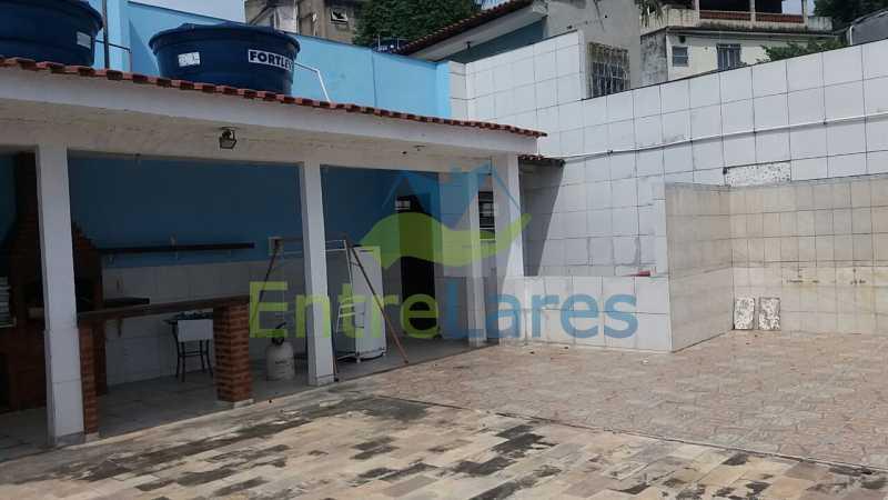 2b - Casa no Jardim Carioca, 6 quartos. 2 grandes casas estilo colonial. Total 6 quartos sendo 2 suítes, 2 vagas de garagem. - ILCA60012 - 9