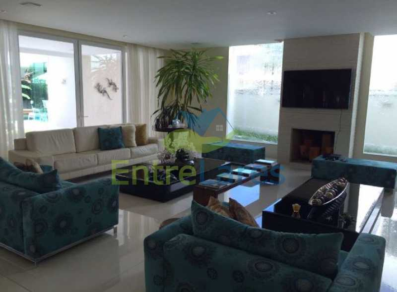 16a - Estrada da Barra da Tijuca - Condomínio Reserva Itanhangá. Mansão espetacular, Casa com 1.300 metros, 5 suítes com closet, 4 vagas de garagem, boate, piscina, sauna com hidromassagem, riacho. - ILCN50001 - 14