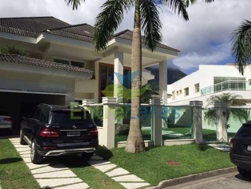 105 - Estrada da Barra da Tijuca - Condomínio Reserva Itanhangá. Mansão espetacular, Casa com 1.300 metros, 5 suítes com closet, 4 vagas de garagem, boate, piscina, sauna com hidromassagem, riacho. - ILCN50001 - 28