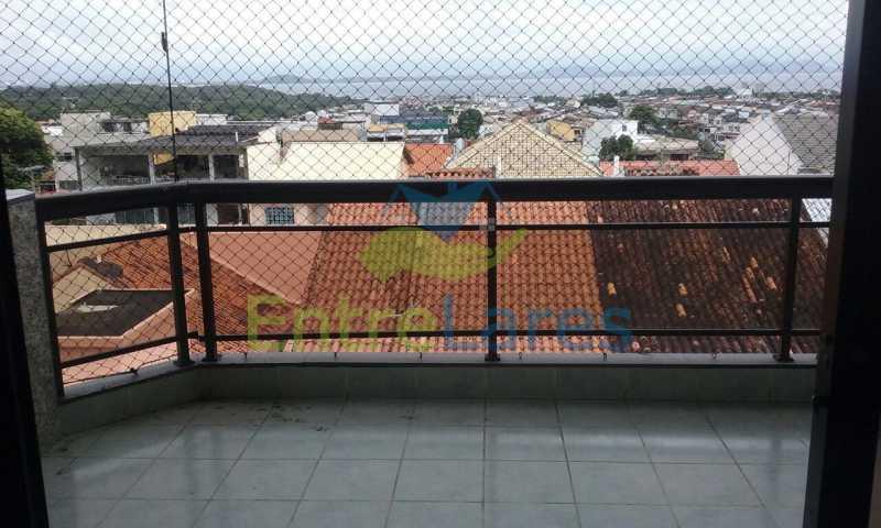 6 - Cobertura no Jardim Guanabara, 4 quartos sendo 2 suítes, hidromassagem, varandão piscina, sauna e churrasqueira. - ILCO40005 - 3
