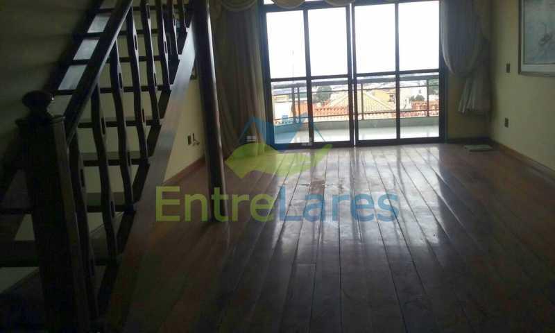 10 - Cobertura no Jardim Guanabara, 4 quartos sendo 2 suítes, hidromassagem, varandão piscina, sauna e churrasqueira. - ILCO40005 - 5