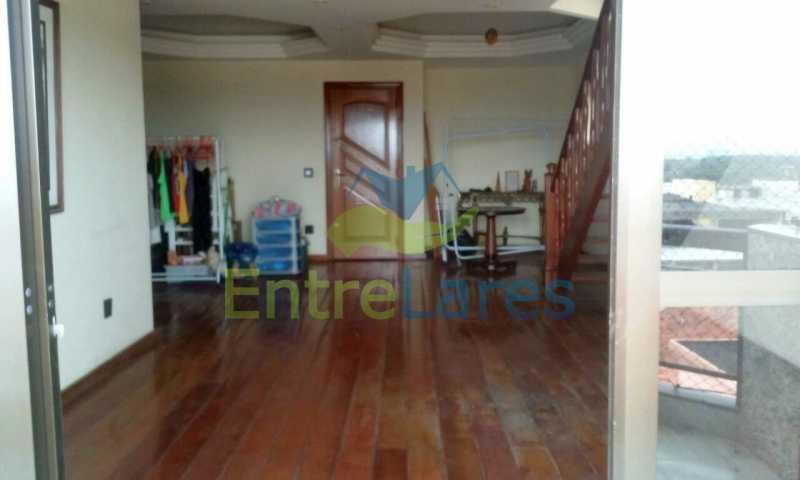 15 - Cobertura no Jardim Guanabara, 4 quartos sendo 2 suítes, hidromassagem, varandão piscina, sauna e churrasqueira. - ILCO40005 - 6