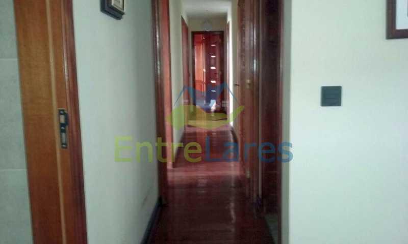 18 - Cobertura no Jardim Guanabara, 4 quartos sendo 2 suítes, hidromassagem, varandão piscina, sauna e churrasqueira. - ILCO40005 - 7