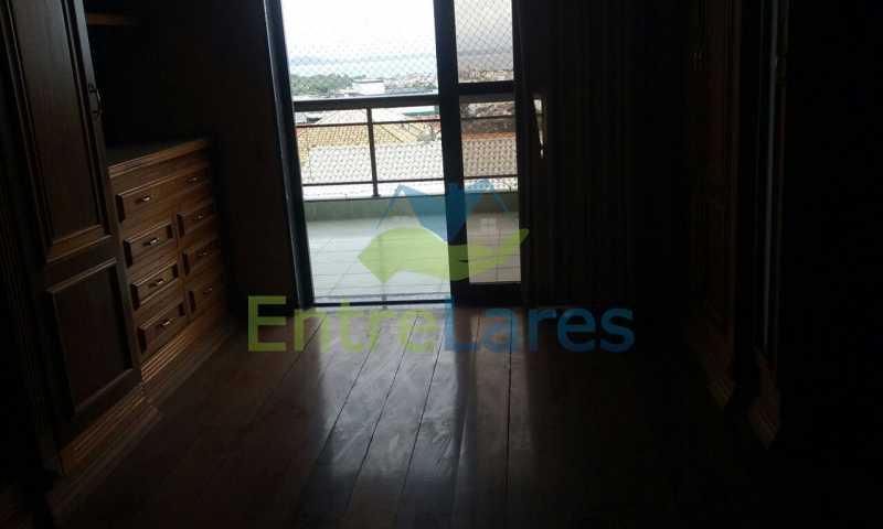 20 - Cobertura no Jardim Guanabara, 4 quartos sendo 2 suítes, hidromassagem, varandão piscina, sauna e churrasqueira. - ILCO40005 - 8