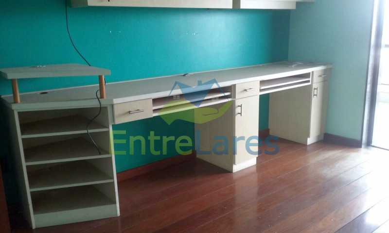 26 - Cobertura no Jardim Guanabara, 4 quartos sendo 2 suítes, hidromassagem, varandão piscina, sauna e churrasqueira. - ILCO40005 - 13