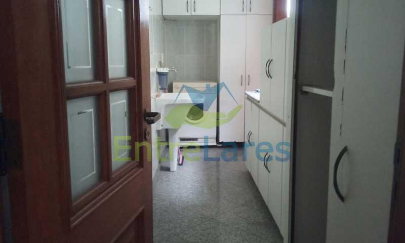 63 - Cobertura no Jardim Guanabara, 4 quartos sendo 2 suítes, hidromassagem, varandão piscina, sauna e churrasqueira. - ILCO40005 - 25