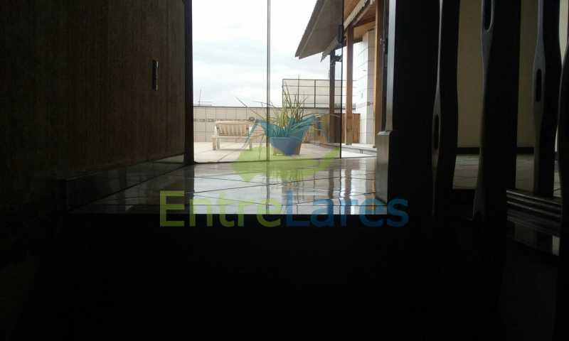 67 - Cobertura no Jardim Guanabara, 4 quartos sendo 2 suítes, hidromassagem, varandão piscina, sauna e churrasqueira. - ILCO40005 - 27