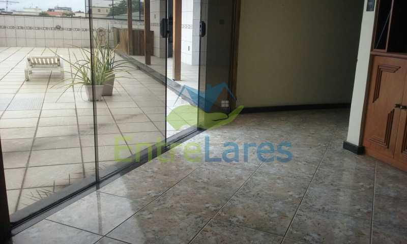 68 - Cobertura no Jardim Guanabara, 4 quartos sendo 2 suítes, hidromassagem, varandão piscina, sauna e churrasqueira. - ILCO40005 - 28