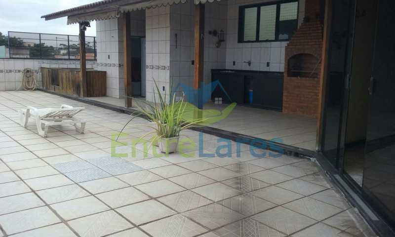 69 - Cobertura no Jardim Guanabara, 4 quartos sendo 2 suítes, hidromassagem, varandão piscina, sauna e churrasqueira. - ILCO40005 - 29