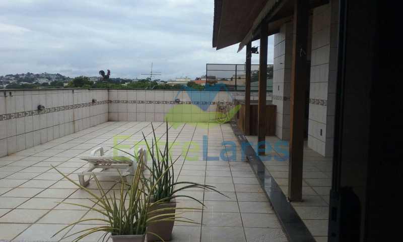72 - Cobertura no Jardim Guanabara, 4 quartos sendo 2 suítes, hidromassagem, varandão piscina, sauna e churrasqueira. - ILCO40005 - 31