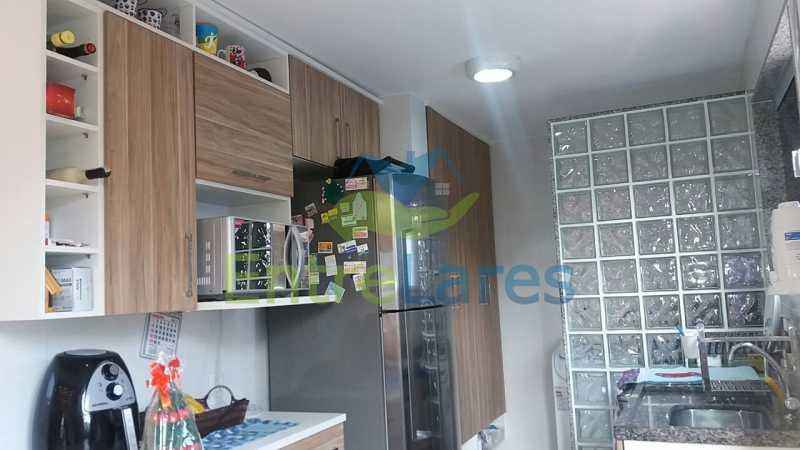 41 - Casas na Portuguesa, 4 quartos sendo 1 suíte, 1 vaga de garagem. Rua Amanda Guimarães. - ILCA40066 - 17