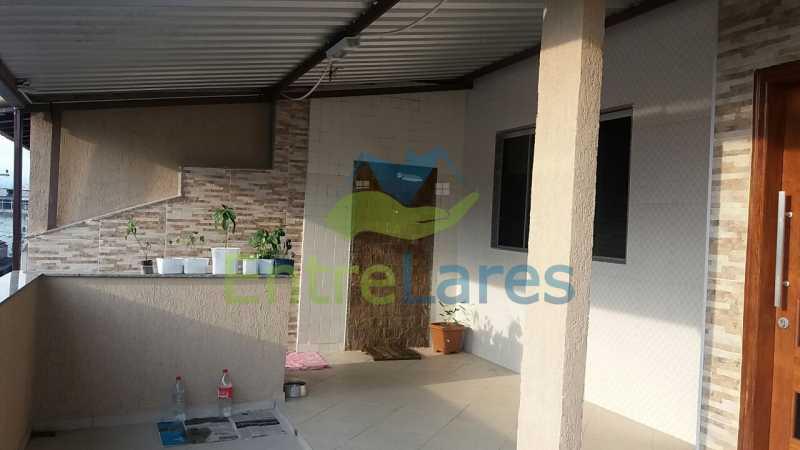 59 - Casas na Portuguesa, 4 quartos sendo 1 suíte, 1 vaga de garagem. Rua Amanda Guimarães. - ILCA40066 - 19