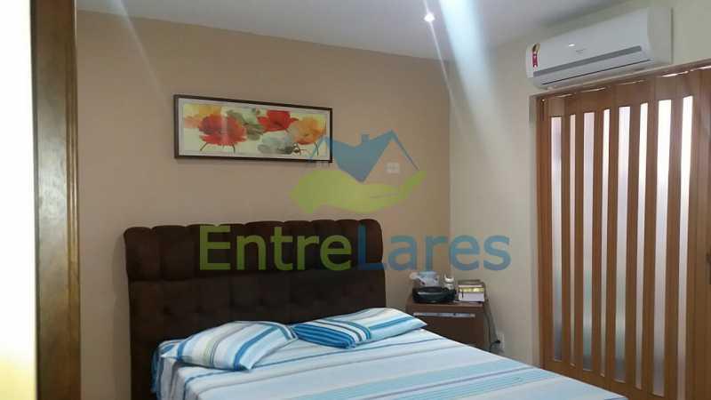 74 - Casas na Portuguesa, 4 quartos sendo 1 suíte, 1 vaga de garagem. Rua Amanda Guimarães. - ILCA40066 - 25