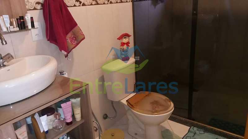 77 - Casas na Portuguesa, 4 quartos sendo 1 suíte, 1 vaga de garagem. Rua Amanda Guimarães. - ILCA40066 - 29
