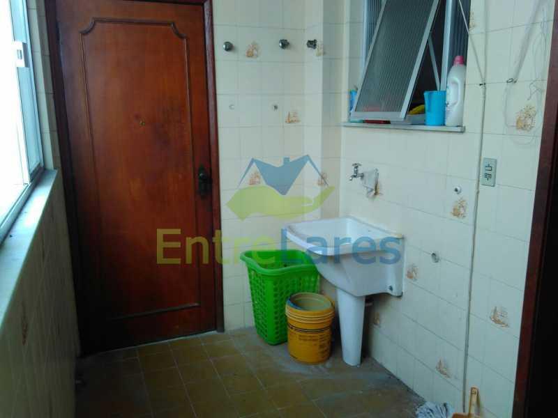 60 - Apartamento no Jardim Guanabara, 3 quartos sendo 1 suíte, precisando modernizar, 2 vagas de garagem. Rua Aylton Vasconcellos. - ILAP30195 - 15