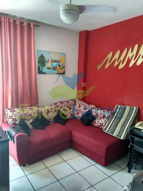 6 - Apartamento na Portuguesa, 2 quartos, 1 vaga de garagem. Avenida Carlos Meziano. - ILAP20325 - 3