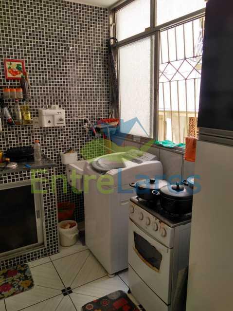 37 - Apartamento na Portuguesa, 2 quartos, 1 vaga de garagem. Avenida Carlos Meziano. - ILAP20325 - 12