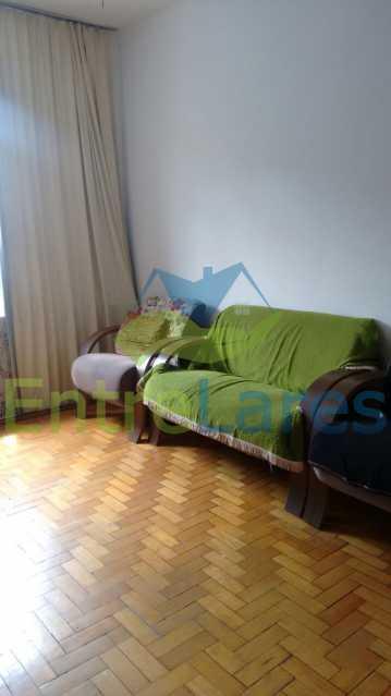 6 - Apartamento no Jardim Guanabara, 2 quartos, dependência, 1 vaga de garagem. Rua Cambaúba. - ILAP20326 - 1
