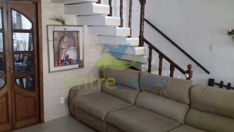 7 - Casa duplex em condomínio fechado, Portuguesa, 2 quartos, 1 vaga de garagem. Estrada do Galeão - ILCN20005 - 3