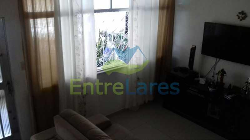 8 - Casa duplex em condomínio fechado, Portuguesa, 2 quartos, 1 vaga de garagem. Estrada do Galeão - ILCN20005 - 4