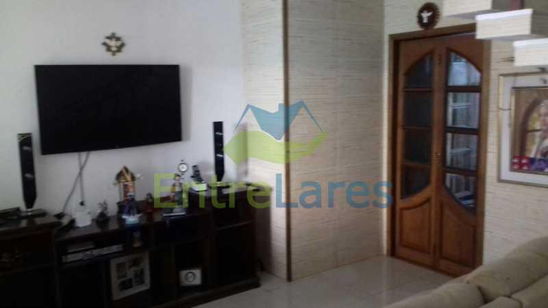 9 - Casa duplex em condomínio fechado, Portuguesa, 2 quartos, 1 vaga de garagem. Estrada do Galeão - ILCN20005 - 5