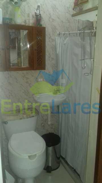 31 - Casa duplex em condomínio fechado, Portuguesa, 2 quartos, 1 vaga de garagem. Estrada do Galeão - ILCN20005 - 10