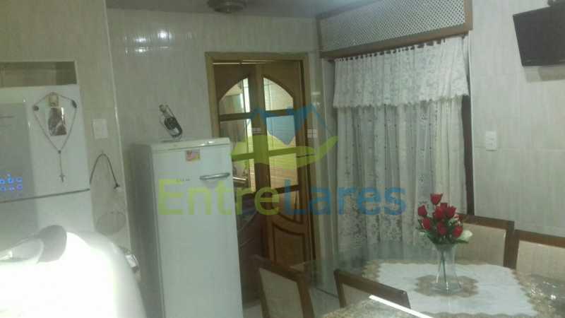 40 - Casa duplex em condomínio fechado, Portuguesa, 2 quartos, 1 vaga de garagem. Estrada do Galeão - ILCN20005 - 11