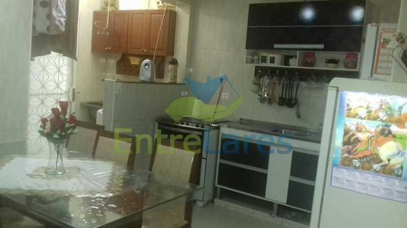 41 - Casa duplex em condomínio fechado, Portuguesa, 2 quartos, 1 vaga de garagem. Estrada do Galeão - ILCN20005 - 12