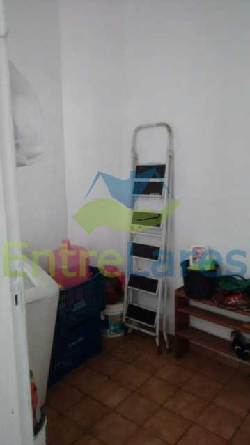 52 - Apartamento no Tauá, 3 quartos, dependência completa, 2 vagas de garagem. Rua Demetrio de Tolêdo - ILAP30197 - 20