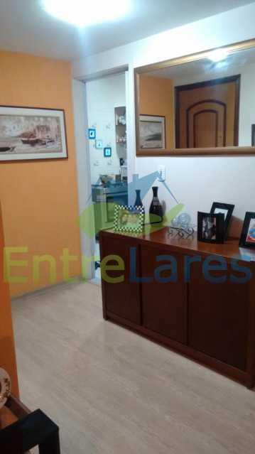 9 - Apartamento na Pitangueiras, 2 quartos, dependência completa, varanda, 1 vaga de garagem, Rua Nambi. - ILAP20329 - 3