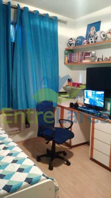 22 - Apartamento na Pitangueiras, 2 quartos, dependência completa, varanda, 1 vaga de garagem, Rua Nambi. - ILAP20329 - 6