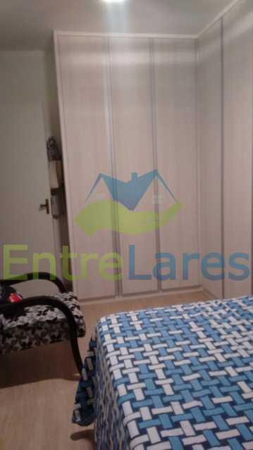 23 - Apartamento na Pitangueiras, 2 quartos, dependência completa, varanda, 1 vaga de garagem, Rua Nambi. - ILAP20329 - 7