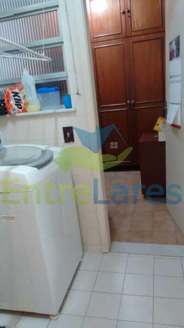 45 - Apartamento na Pitangueiras, 2 quartos, dependência completa, varanda, 1 vaga de garagem, Rua Nambi. - ILAP20329 - 11