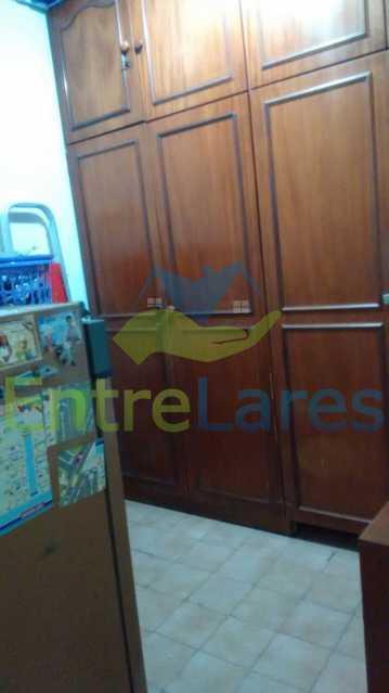 47 - Apartamento na Pitangueiras, 2 quartos, dependência completa, varanda, 1 vaga de garagem, Rua Nambi. - ILAP20329 - 13