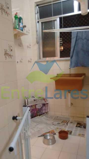 48 - Apartamento na Pitangueiras, 2 quartos, dependência completa, varanda, 1 vaga de garagem, Rua Nambi. - ILAP20329 - 14