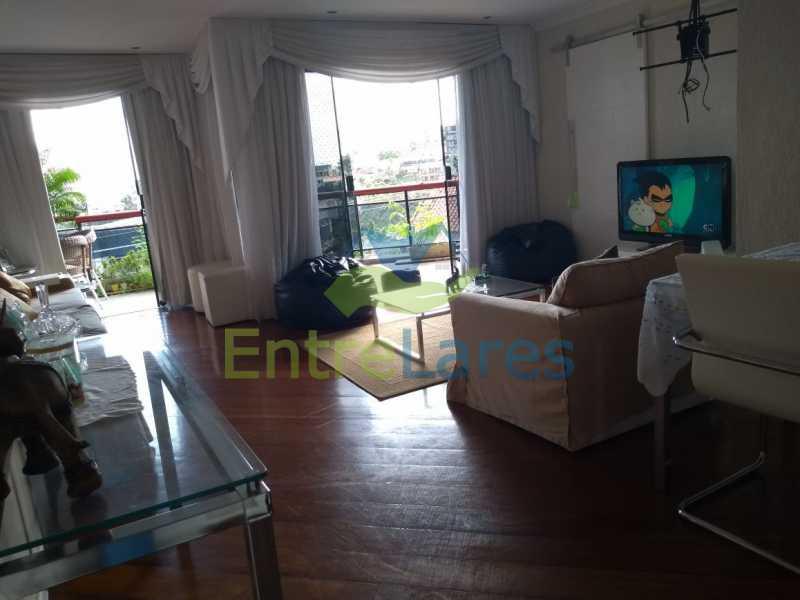 5 - Apartamento no Jardim Guanabara 3 quartos sendo 1 suíte com hidromassagem, 2 varandas, 2 vagas de garagem. Excelente imóvel na Rua Quirino dos Santos. - ILAP30204 - 3