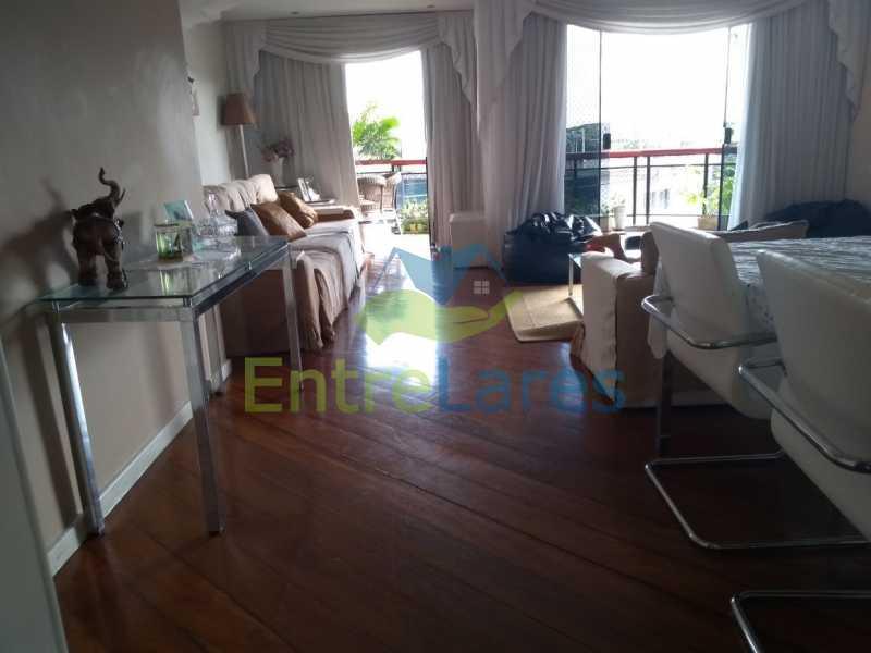6 - Apartamento no Jardim Guanabara 3 quartos sendo 1 suíte com hidromassagem, 2 varandas, 2 vagas de garagem. Excelente imóvel na Rua Quirino dos Santos. - ILAP30204 - 1