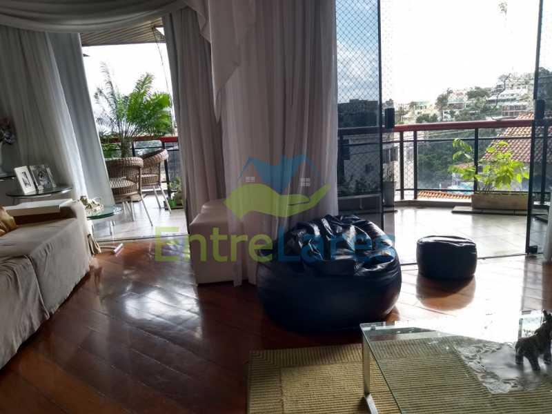 7 - Apartamento no Jardim Guanabara 3 quartos sendo 1 suíte com hidromassagem, 2 varandas, 2 vagas de garagem. Excelente imóvel na Rua Quirino dos Santos. - ILAP30204 - 4