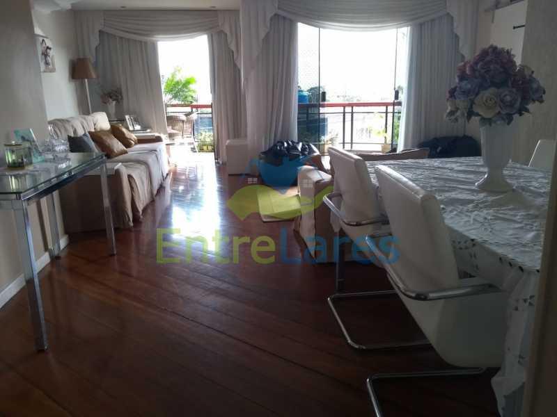 12 - Apartamento no Jardim Guanabara 3 quartos sendo 1 suíte com hidromassagem, 2 varandas, 2 vagas de garagem. Excelente imóvel na Rua Quirino dos Santos. - ILAP30204 - 5