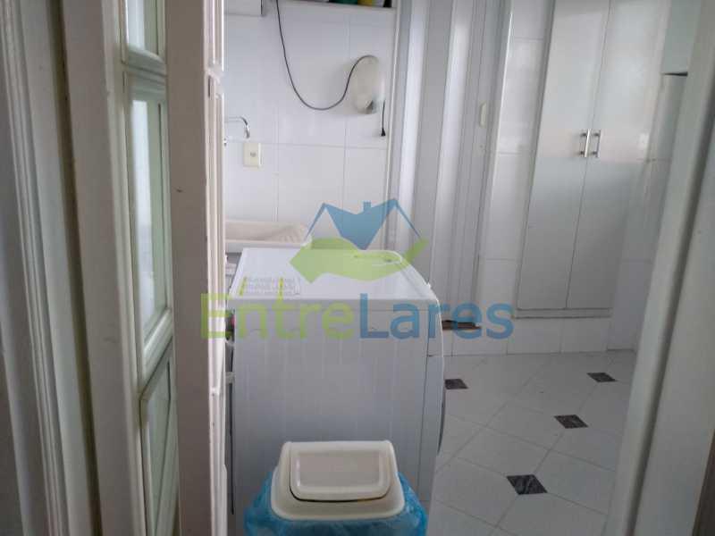 60 - Apartamento no Jardim Guanabara 3 quartos sendo 1 suíte com hidromassagem, 2 varandas, 2 vagas de garagem. Excelente imóvel na Rua Quirino dos Santos. - ILAP30204 - 30