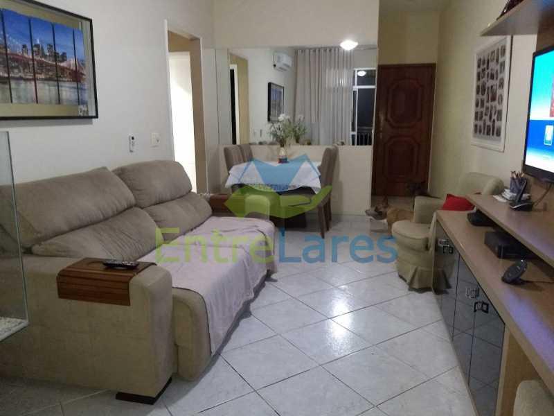 5 - Apartamento no Cacuia 2 quartos, varanda, dependência completa, 2 vagas de garagem. Estrada da Bica. - ILAP20335 - 5