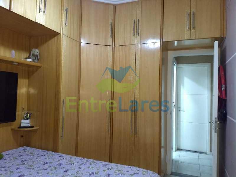 16 - Apartamento no Cacuia 2 quartos, varanda, dependência completa, 2 vagas de garagem. Estrada da Bica. - ILAP20335 - 8