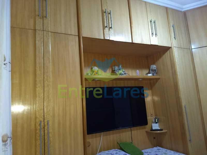 17 - Apartamento no Cacuia 2 quartos, varanda, dependência completa, 2 vagas de garagem. Estrada da Bica. - ILAP20335 - 9