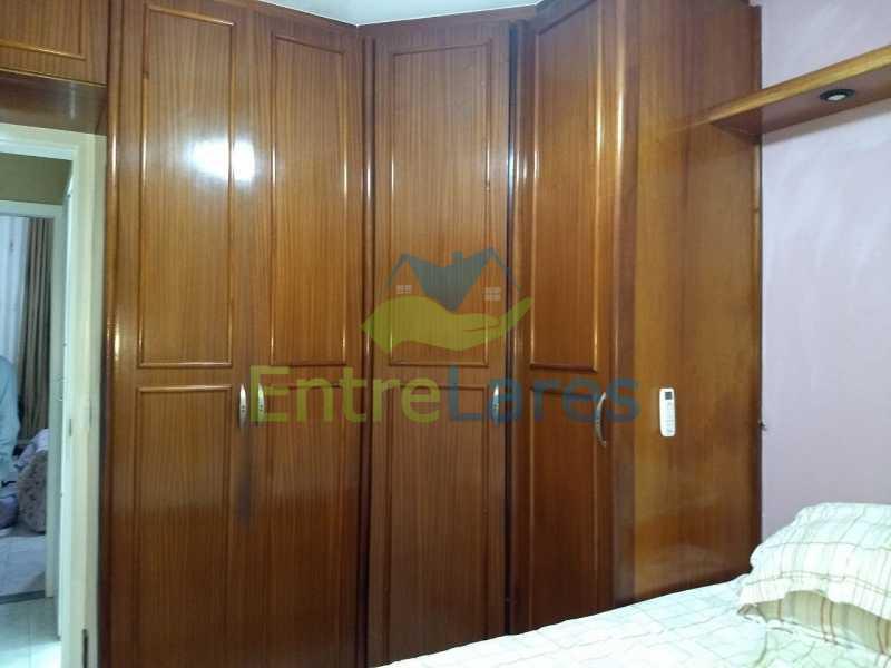 20 - Apartamento no Cacuia 2 quartos, varanda, dependência completa, 2 vagas de garagem. Estrada da Bica. - ILAP20335 - 11