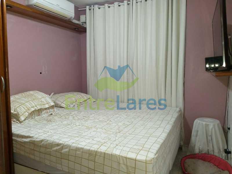 22 - Apartamento no Cacuia 2 quartos, varanda, dependência completa, 2 vagas de garagem. Estrada da Bica. - ILAP20335 - 12
