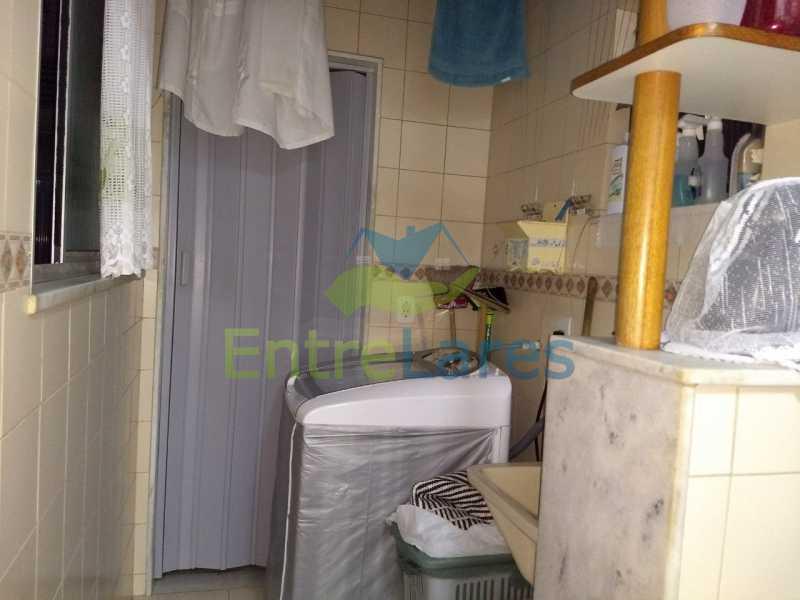 50 - Apartamento no Cacuia 2 quartos, varanda, dependência completa, 2 vagas de garagem. Estrada da Bica. - ILAP20335 - 16